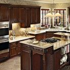 Kitchen, Classically Traditional, Photo 70 - KraftMaid Photo Gallery