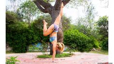 Kino MacGregor's 4-Step Plan to Get Your Handstand | Yoga Inversions - Yoga Journal