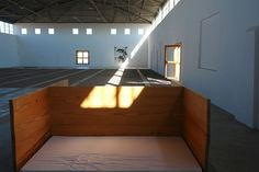 daybed design by Donald Judd