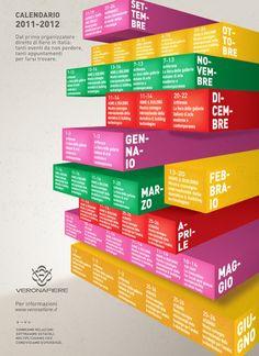 Verona Fiere by Martina Mannocchi, via Behance E Design, Graphic Design, Design Thinking, Verona, Periodic Table, Editorial, Behance, Inspiration, Ideas