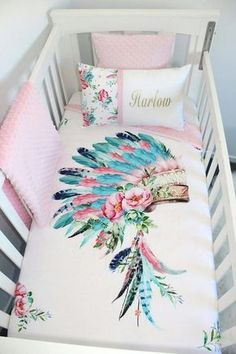 Fantastic baby nursery tips are offered on our internet site. look at this and you wont be sorry you did. Baby Bedroom, Baby Room Decor, Nursery Room, Girl Nursery, Girls Bedroom, Nursery Ideas, Room Ideas, Baby Girl Bedding, Baby Rooms