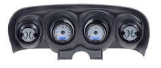 DAKOTA DIGITAL 69 70 Ford Mustang VHX Instruments Analog Dash Gauge System - VHX-69F-MUS - Phoenix Tuning
