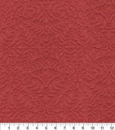 Williamsburg Upholstery Fabric 54''-Jewel Montagu Matelasse