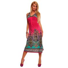 >>>BestFashion Women's Sexy Fashion Long Summer Casual Printed Maxi Beach Dress With Strap Neon Dress For Ladies 4153Fashion Women's Sexy Fashion Long Summer Casual Printed Maxi Beach Dress With Strap Neon Dress For Ladies 4153Discount...Cleck Hot Deals >>> http://id901283574.cloudns.pointto.us/971976024.html images
