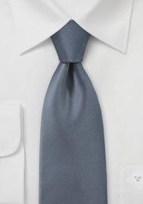 Carbon Grey Mens Necktie