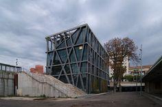 archiweb.cz  - Pavillon Noir Centre Chorégraphique National