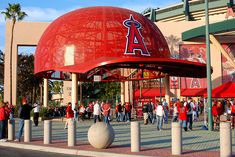 Oh Angels stadium, I miss you so! Angels Baseball Team, Baseball Live, Baseball Art, Baseball Signs, Angel Stadium, Mlb Stadiums, Sports Fanatics, Sports Art, Sports Teams