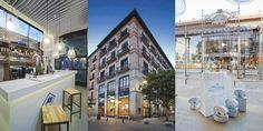Frinsa, la marca de conservas premium ha inaugurado un nuevo espacio gastronómico único e innovador: La Conservera, de las Rías Gallegas al centro de Madrid