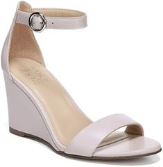 Ankle Strap Wedges, Ankle Straps, Wedge Sandals, Leather Sandals, Fashion Heels, Minimalist Fashion, Peep Toe, Nordstrom, Shoes