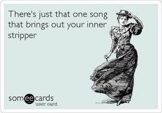 Hell yea & that would be WORK IT by Missy Elliot!