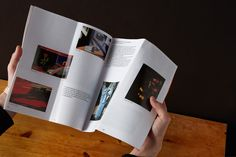 BP&O takes a hands on look at quarterly magazine Real Review designed by OK-RM created and edited by Jack Self