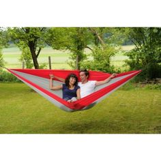 Byer of Maine Traveller Double XXL - Grey and Red