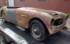 Big Healey Project for $5k! - http://barnfinds.com/big-healey-project-for-5k/