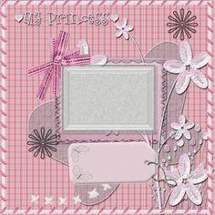 baby scrapbook ideas | Shery Digital Scrapbooking: Baby Girl Scrapbook Freebies