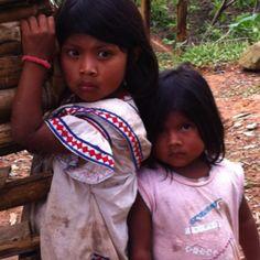Indigenous Guaymi in Panama