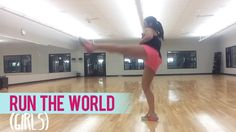 Beyonce - Run the World (Girls) | Dance Fitness with Jessica