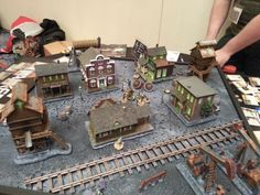 malifaux table - Google Search
