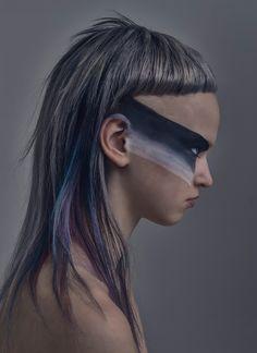 No, you don't need all that hair Hairstyles With Bangs, Cool Hairstyles, Avant Garde Hair, Corte Y Color, Editorial Hair, Alternative Hair, Hair Shows, Creative Hairstyles, Grunge Hair