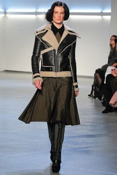 Rodarte | Fall 2012 Ready-to-Wear Collection | Vogue Runway