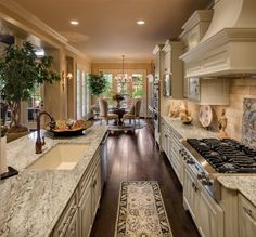 Culinary Exellence - Gourmet Kitchens