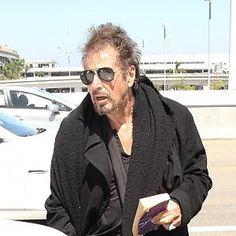 Al Pacino, American Actors, Vip, Pilot, Mens Sunglasses, Cinema, Style, Fashion, Celebs