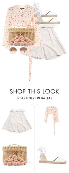 """""""Untitled #5358"""" by theeuropeancloset ❤ liked on Polyvore featuring Isabel Marant, Topshop, Nannacay, Manebí and Ray-Ban"""