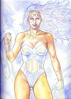 Wonder Woman - Al Rio