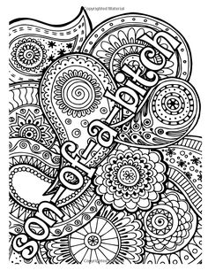 son of bitxh word adult coloring pages printable and coloring book to print for free. Find more coloring pages online for kids and adults of son of bitxh word adult coloring pages to print. Detailed Coloring Pages, Love Coloring Pages, Printable Adult Coloring Pages, Coloring Books, Coloring Stuff, Swear Word Coloring Book, You Draw, Color Sheets, Drawings