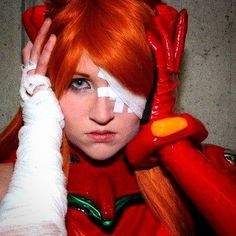 Asuka Langley Soryu 2012 Tsukino-con @queenofdegenerates as Asuka was pretty awesome.  Sadly I moved away and don't frequent the same conventions anymore.  She does some fantastic work! #asuka #asukalangley #asukalangleysoryu #cosplay #cosplayer #Canadian #Canadiancosplayer #neongenesisevangelion #neongenesis #soryu #anime #tsukinocon #tsukino #costume #redhead #eyepatch #character #injured #pilot #Geoectomy #cosplaybeauty #cosplayalliance #tc2012 #tsukinocon2012