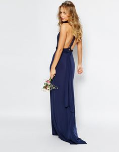 TFNC Multiway Fishtail Maxi Dress