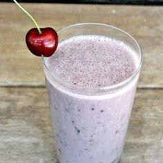 Skinny Cherry Smoothie