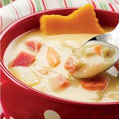 Christmas Eve Soup