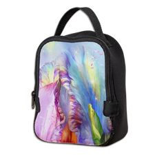 Abstract mystical Neoprene Lunch Bag