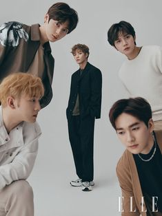 nu'est Happily Ever After K Pop, Nuest Kpop, Nu'est Jr, Nu Est Minhyun, Poster Boys, Korean People, Pledis Entertainment, Jonghyun, Happily Ever After