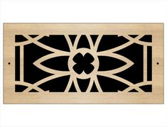 Laser Cut Wood Grilles | Pacific Register Company Laser Cut Wood, Laser Cutting, Wall Vent Covers, Types Of Wood, Ceiling, Bronze, Wood Types, Ceilings, Trey Ceiling