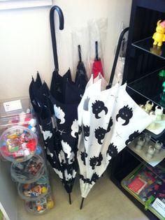 UAMOUの傘!!