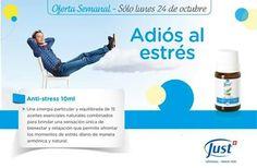 Nueva promo semanal Anti stress. anabellacerini@hotmail.com