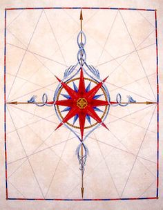 Image detail for -Compass Rose