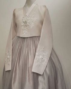 Our haute couture, beautiful The Dan Hanbok. Made just for you, for your special day. Korean Traditional Clothes, Traditional Fashion, Traditional Dresses, Long Skirt Fashion, Fashion Dresses, Hanbok Wedding, Korea Dress, Modern Hanbok, Korean Street Fashion