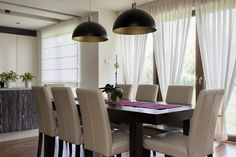 The Height of a Light Over a Dining Table | Hunker