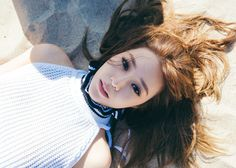 More teaser pictures for SNSD Tiffany's 'I Just Wanna Dance' solo album ~ Wonderful Generation