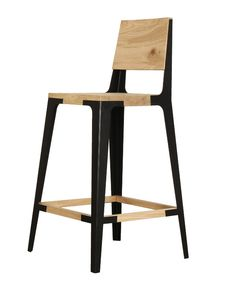 TAU Stool - Haute Material (Design: Luca Pegolo)