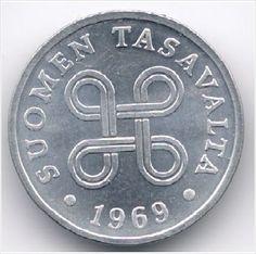 Finland 1 Penni 1969 op eBid België