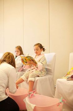 spa pamper party Birthday Party Ideas | Photo 24 of 47 | Catch My Party