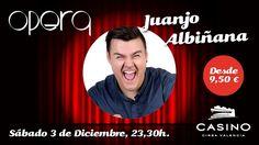 Juanjo Albiñana, un fenómeno viral en Casino Cirsa Valencia - http://www.valenciablog.com/juanjo-albinana-un-fenomeno-viral-en-casino-cirsa-valencia/