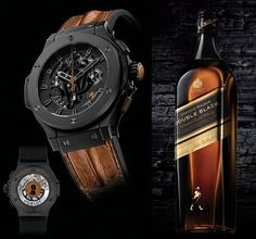 Hublot Big Bang Aero x Johnnie Walker House Edition