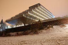 Baltic Beach Hotel, Jurmala by French Disko, via Flickr