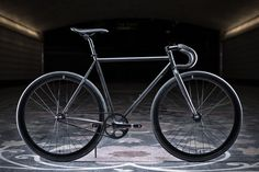 State Bicycle Co. Matte Black 5.0  £399
