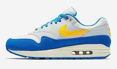 e3bff7f4856f Nike Drops Air Max 1 In   Signal Blue   Colorway