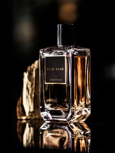 Introducing Essence No. 4 : OUD from 'La Collection des Essences' by ELIE SAAB. See more on 'The Light of Now'